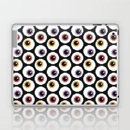 Pixel Eyeballs Laptop & iPad Skin