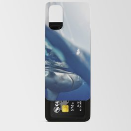 Shark on the Surface Android Card Case