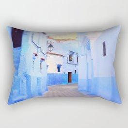 Moroccan Architecture Rectangular Pillow