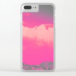 We gazed the beauty of teenage dreams vaporizing into uncertainty. Clear iPhone Case