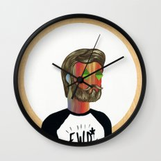 6x6 Man Wall Clock
