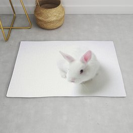 Out Of The Hat - Magic Rabbit  Rug