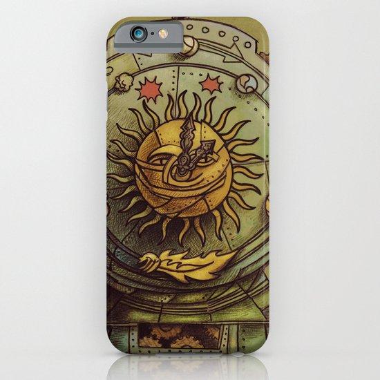 Cosmic Clock iPhone & iPod Case