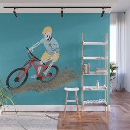 Gnarly Charlie Wall Mural