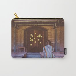 Temple Sticky Notes Carry-All Pouch