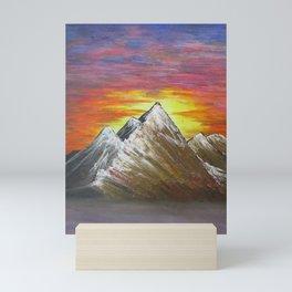 Reach For The Sky Mini Art Print
