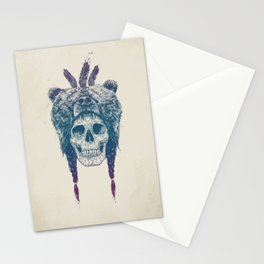 Dead shaman Stationery Cards