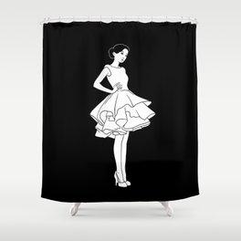Cybèle Shower Curtain