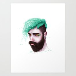 Bonansio Art Print