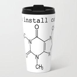 yum install caffeine -y Travel Mug