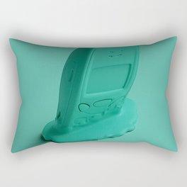 Melting memories No.3 Rectangular Pillow