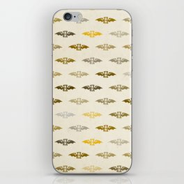 Moey and Chandon iPhone Skin