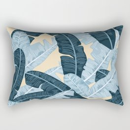 BANANA LEAVES 4 Rectangular Pillow