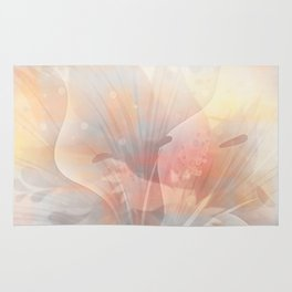 Floral Astract Rug