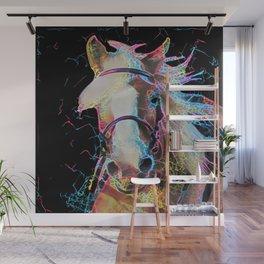 Horsepower Wall Mural