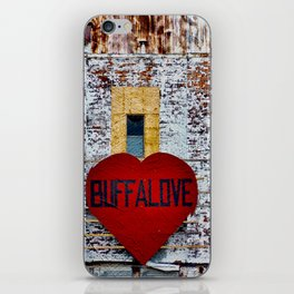 Buffalo Urban statement iPhone Skin
