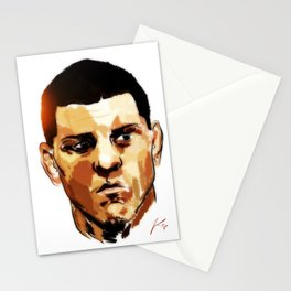 Nick Diaz Stationery Cards