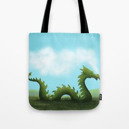 Dreams Of A Dragon Tote Bag