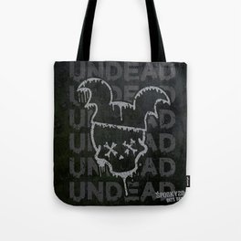 UNDEAD - BATS DAY XX Tote Bag