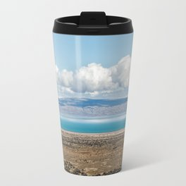 Blue Patagonia Travel Mug
