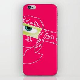 Too Faced Mike Wazowski iPhone Skin