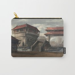 Market Place Carry-All Pouch