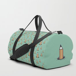 Pencil Forest (Patterns Please) Duffle Bag