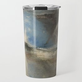 "J.M.W. Turner ""Rockets and Blue Lights (Close at Hand) to Warn Steam Boats of Shoal"" Travel Mug"