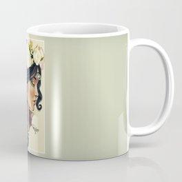 Bohemian Girl Coffee Mug