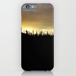 Light and Darkness iPhone Case