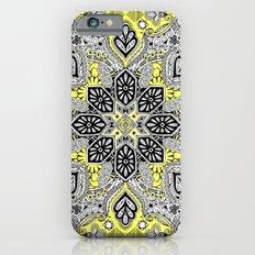 Boho Sunshine Medallion Pattern Slim Case iPhone 6s