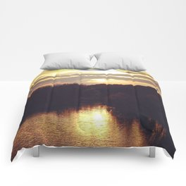 Columbiaville Sunset Comforters