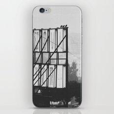 THREE LITTLE BIRDS iPhone & iPod Skin