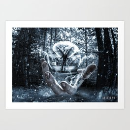 Poster - Contained Art Print