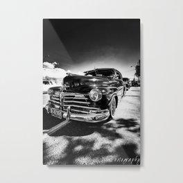 Hot Rod 1948 Chevy Fleetline Metal Print