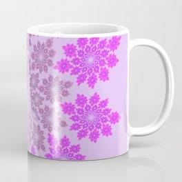 Delicate flowers in pink Coffee Mug
