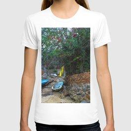 Dreamy Beach View T-shirt