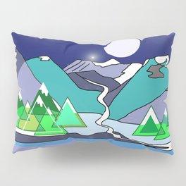 Wanderlust 3 Pillow Sham