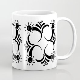 Garland Square  Coffee Mug