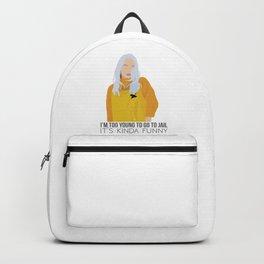 Billie Eilish - Bellyache Backpack