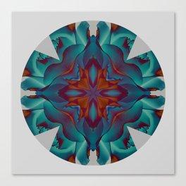 Mandala VI Canvas Print