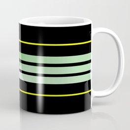 Team Colors 5....green , yellow Coffee Mug