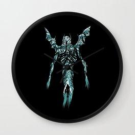 Demonwood Wall Clock