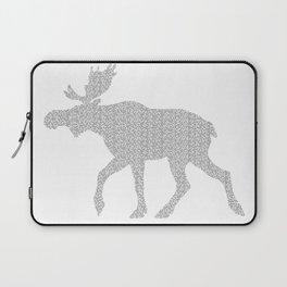 Moose Code Laptop Sleeve
