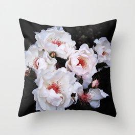 Flower (Magnificent) Throw Pillow
