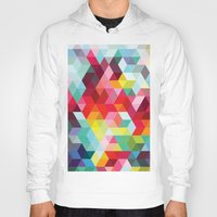 sublime Hoodies featuring sublime geometries 01 by Sarah Joy Nikkel