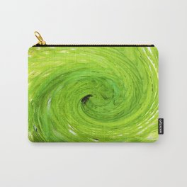 500 - Abstract Fern Design Carry-All Pouch
