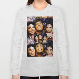 The King, The Queen and The Prince Long Sleeve T-shirt