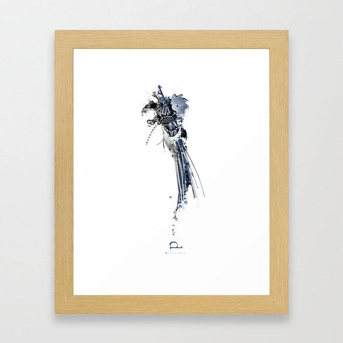 w/s   d Framed Art Print
