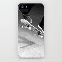 Skate London iPhone Case